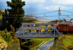 Noch 21330 - HO/OO Scales :  Girder Approach Bridge Kit 18cm Long 4.5cm High